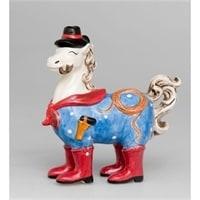 Фигурка «Лошадь »Ковбой» CMS-47/1 (Pavone)