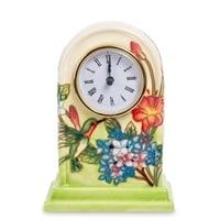 Часы «Колибри в саду» JP-97/7 (Pavone)