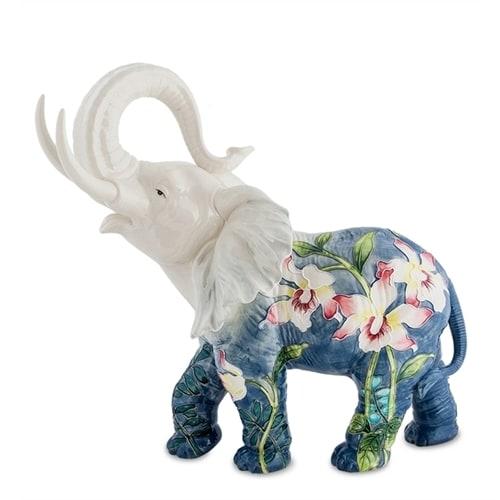 Статуэтка из фарфора «Слон» JP-96/11 (Pavone)