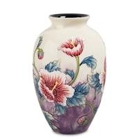 Ваза для цветов из фарфора «Гибискус» JP-98/14 (Pavone)