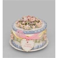 Шкатулка «Праздничный торт» CMS-33/44 (Pavone)