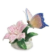 Фигурка «Бабочка на лилии» CMS-35/6 (Pavone)