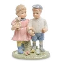 Статуэтка Мальчик и девочка «Свидание» CMS-12/37 (Pavone)