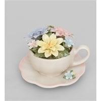 Композиция чаша «Весенние цветы» CMS-33/41 (Pavone)