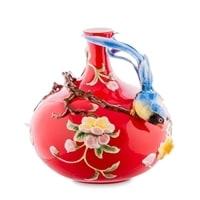 Ваза для цветов из фарфора «Весенние мотивы» FM-31 (Pavone)