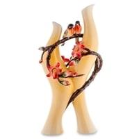 Ваза для цветов из фарфора «Вечная Любовь» FM-14 (Pavone)