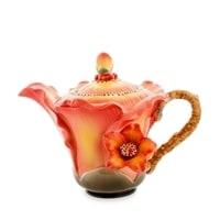 Заварочный чайник из фарфора «Капок» FM-06/1 (Pavone)