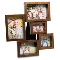 Фоторамка-панно «Семейный винтаж» на 5 фото CHK-203