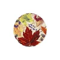 Тарелка «Кленовый лист»