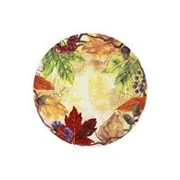 Тарелка обеденная «Кленовый лист»