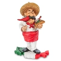 "Фигурка ""Шеф-повар Мексика"" RV-317 (W. Stratford)"