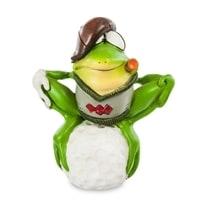 Фигурка-лягушка «Гольфист Гамлет» RV-102 (W. Stratford)