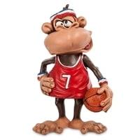 Фигурка Обезьяна «Баскетболист» RV-467 (W. Stratford)