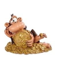 Фигурка Обезьяна «Счастливая монета» RV-482 (W. Stratford)