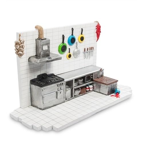 Стенд «Идеальная кухня» RV-573 (W. Stratford)