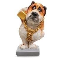 Статуэтка Собака Бульдог «Желаю золотых наград» RV-915 (W. Stratford)