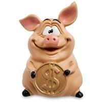 Копилка Свинка «Привлекаю инвестиции» RV-612