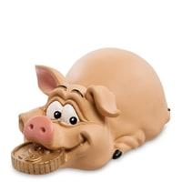 Копилка Свинка «Приношу удачу» RV-613