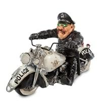 Фигурка «Полицейский Байкер» RV-294 (W. Srtatford)