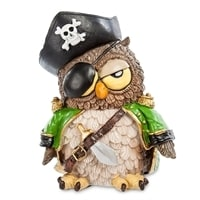 "Фигурка Сова ""Пират"" RV-442 (W. Stratford)"