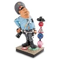 """Статуэтка Полицейский """"Ну настоящий полковник..."""" STD-05 (W. Stratford)"""