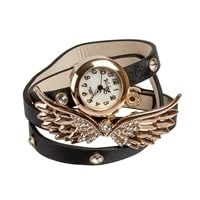 "Y-CH033 Браслет-часы ""Крылья Ангела"" черн"