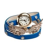 "Y-CH034 Браслет-часы ""Крылья Ангела"" синий"