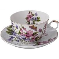 Чайная пара из фарфора «Весна»