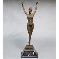 Фигура бронзовая «Танцовщица» EP-040