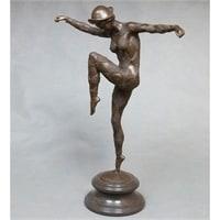 Фигура бронзовая «Танцовщица» EP-157