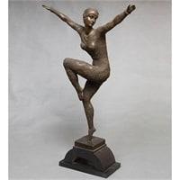 Фигура бронзовая «Танцовщица» EP-173