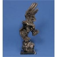 Фигура бронзовая «Орел» AL-034