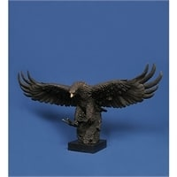 Фигура бронзовая «Орел» AL-033