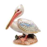Шкатулка «Пеликан розовый» JB-05
