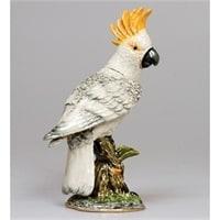 Шкатулка «Попугай Какаду» JB-91