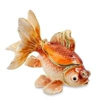 Шкатулка «Золотая рыбка» SMT-03 (Nobility)