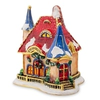 Шкатулка «Рождественский домик» SMT-43 (Nobility)