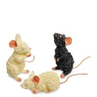 Статуэтка «Мышки» DUB 73 (MICE. Parastone)