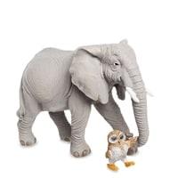 Фигурка «Слон и совенок» ED-343
