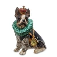 Статуэтка с часами «Собака Элизабет» NS-175