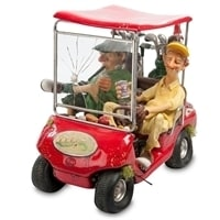 "Гольф-кар ""Golf Cart. Forchino"" FO 85033"