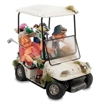 """Гольф-кар """"The Buggy Buddies. Forchino"""" FO 85075"""
