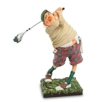 "Статуэтка ""Гольфист"" FO 84002 (The Golf player. Forchino)"