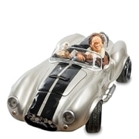 Автомобиль «Shelby Cobra 427 SC Silver. Forchino» FO-85083