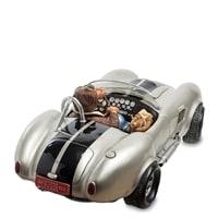 Автомобиль «Shelby Cobra 427 SC Silver. Forchino» FO-85083