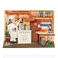 Миниатюра «Изысканная кухня» FO-85704 (Fine Dining. Forchino)