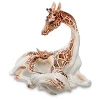 Статуэтка «Жираф с детёнышем» AHURA-149