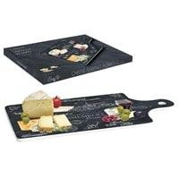 Доска разделочная «Мир сыров»