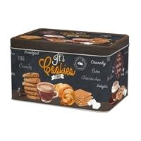 Банка для печенья «Время кофе»