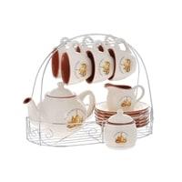 Чайный сервиз на 6 персон «Сардиния»
